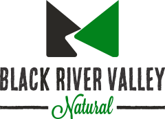 Black River Valley Natural Vertical Logo